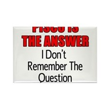 Cool Questioner Rectangle Magnet