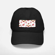 Strawberry Flamingos - Baseball Hat
