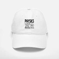 PHYSICS Baseball Baseball Cap