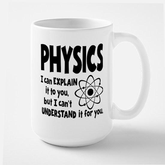PHYSICS Large Mug