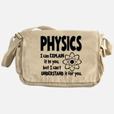 PHYSICS Messenger Bag