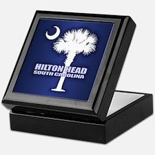 Hilton Head Keepsake Box