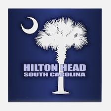 Hilton Head Tile Coaster