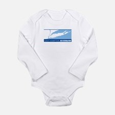 East Hampton - New Yor Long Sleeve Body Suit
