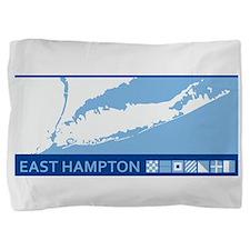 East Hampton - New York. Pillow Sham