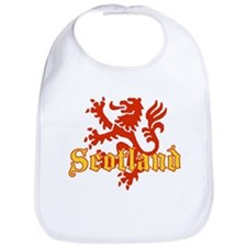 Scotland Lion Bib
