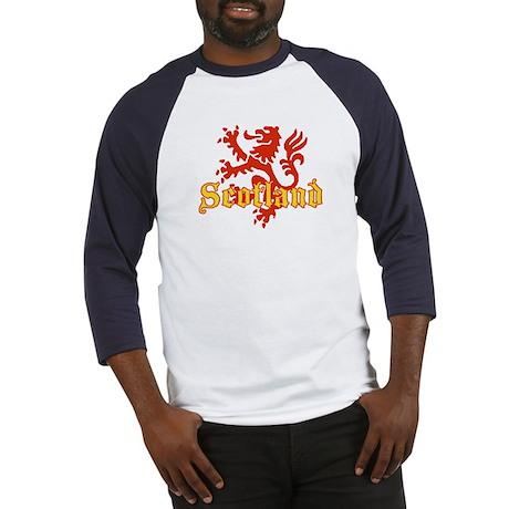 Scotland Lion Baseball Jersey