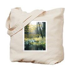 """""""Tranquility"""" Tote Bag"""