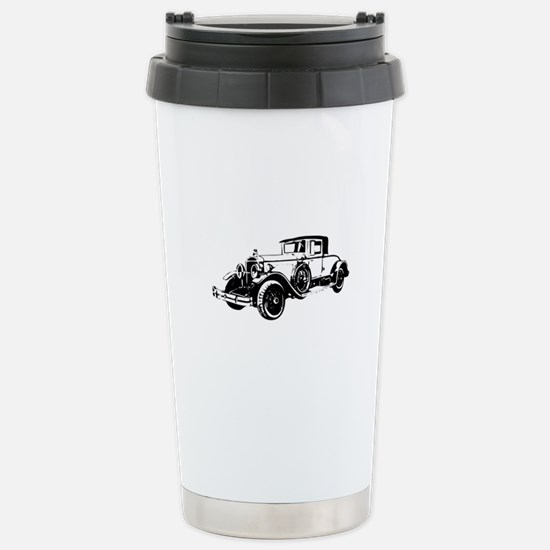 Series E Coupe Stainless Steel Travel Mug