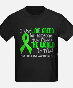 Lyme Disease MeansWorldToMe2 T
