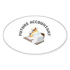future accountant Decal