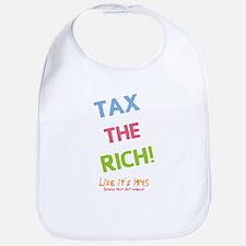 Tax the Rich Bib