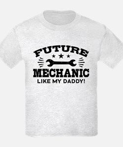 Future Mechanic T-Shirt