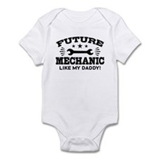 Future Mechanic Infant Bodysuit
