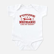 Future Mechanic Infant Bodysuit
