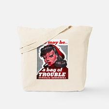 No Bad Evil Women Tote Bag