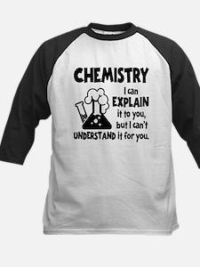 CHEMISTRY Kids Baseball Jersey