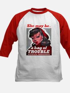 No Bad Evil Women (Front) Tee