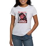 No Bad Evil Women (Front) Women's T-Shirt