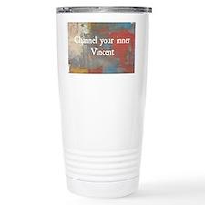 Channel your inner Vinc Travel Mug