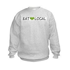 Eat Local Sweatshirt