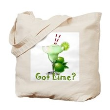 Got Lime? Tote Bag