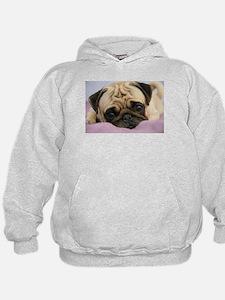Pug Puppy Hoodie