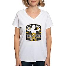 Appendix Cancer Fighter Diva T-Shirt