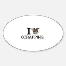 Scrapping Decal