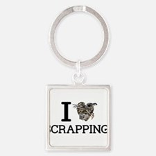 Scrapping Keychains