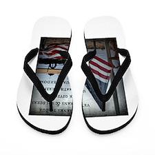 Memorial Day Flip Flops