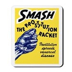Stop Prostitution Mousepad