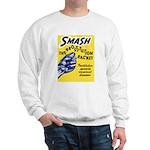 Stop Prostitution (Front) Sweatshirt