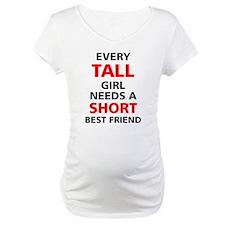 Every Tall Girl Needs A Short Best Friend Maternit