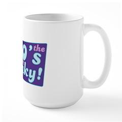 Funky Seventies Mug