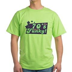 Funky Seventies T-Shirt