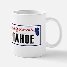 Love Lake Tahoe Mugs
