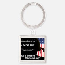Memorial Day Keychains