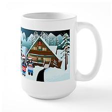 Winter Bears Mugs