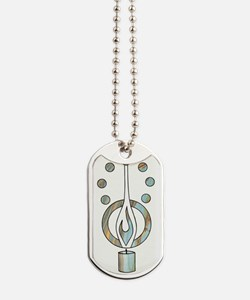 By the Bunch Dog Tags