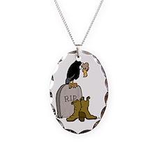 vulture Necklace