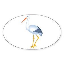 stork Decal