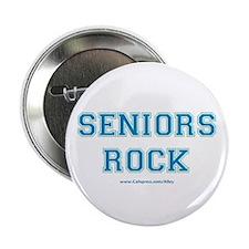 "Seniors Rock 2.25"" Button (100 pack)"