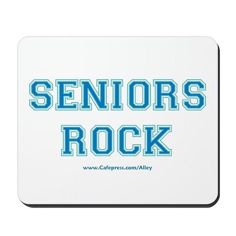 Seniors Rock Mousepad