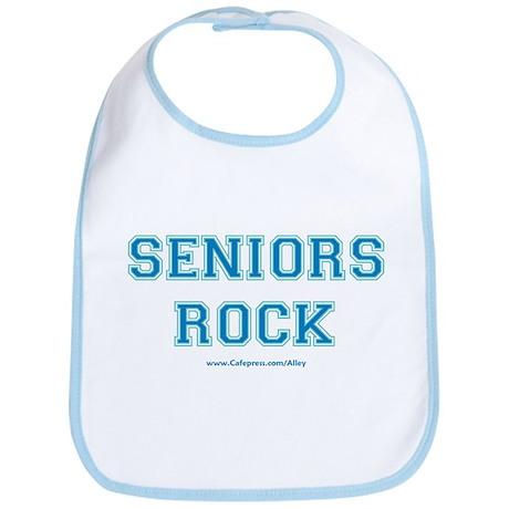 Seniors Rock Bib