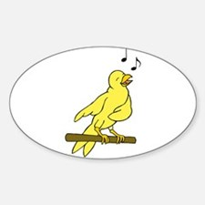 canary Decal