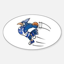 B is for blue jay Decal