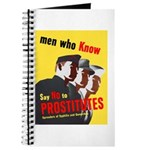 Say No to Prostitutes Journal