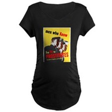 Say No to Prostitutes (Front) T-Shirt