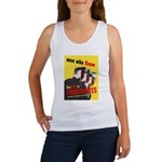 Say No to Prostitutes Women's Tank Top